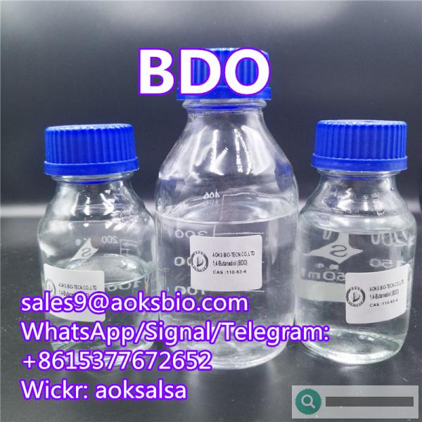 110-63-4 1,4-Butanediol BDO for sale sales9@aoksbio.com WhatsApp: +8615377672652