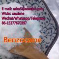 Factory Benzocaine 100% Pass Europe/Us Customs Benzocaine Crystal Powder CAS 94-09-7/94097
