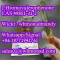 49851-31-2 2-bromevalerone Safety Delivery to Russia Ukraine